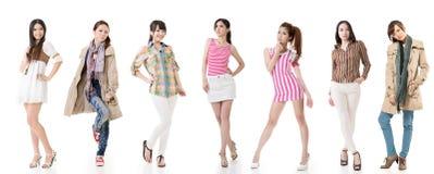 Asian women Royalty Free Stock Photo