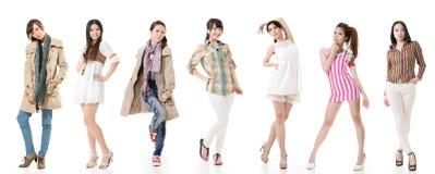 Asian women Stock Image