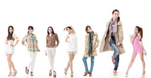 Asian women Stock Photos