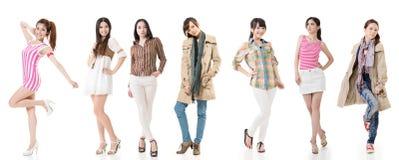 Asian women Stock Images