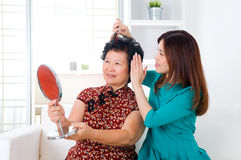 Asian women Stock Photos