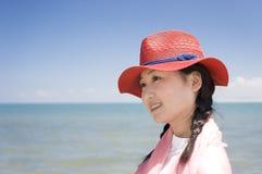 Asian women Royalty Free Stock Photos