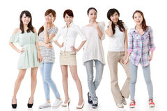 Asian women Stock Photography