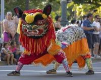 Asian yarn Royalty Free Stock Image