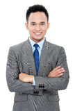 Asian young business man Stock Photo