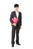 Asian young business man Stock Photography