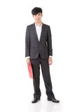 Asian young business man Stock Images