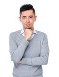 Asian Young Businessman Stock Photos