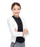 Asian young businesswoman Royalty Free Stock Photography