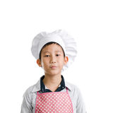 Asian young chef Royalty Free Stock Image