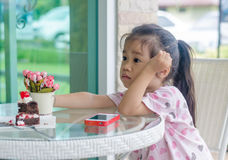 Asian young girl. Stock Photo