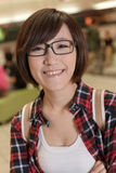 Asian young girl Royalty Free Stock Images