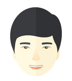 Asian young guy Royalty Free Stock Photography