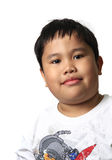 Asian young handsome boy Royalty Free Stock Photos