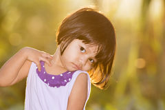 Asian Young Kid Stock Images