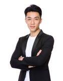Asian young man Royalty Free Stock Photos