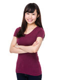 Asian Young woman Royalty Free Stock Photo