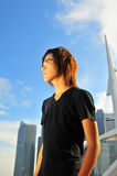 Asian Youth 1 Stock Image