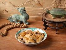 Asian zen culture Stock Images