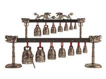 Asian_bells Stock Photography