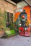 Asiat China, Peking, Bezirk mit 798 Künsten, DADï-¼  Dashanzi Art District Lizenzfreies Stockfoto