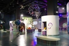 Asiat China, Peking, chinesische Wissenschaft und Technik Museumï-¼ ŒIndoor-Ausstellungshalle, Wissenschaft und Technik, Stockfotos