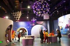 Asiat China, Peking, chinesische Wissenschaft und Technik Museumï-¼ ŒIndoor-Ausstellungshalle, Wissenschaft und Technik, Stockfoto