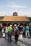 Asiat China, Peking, der Sommer-Palast, Pai YUN dian Stockbilder