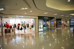Asiat China, Peking, Wangfujing, APM-Einkaufszentrum, Innenarchitekturshop, Stockbilder