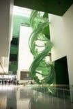 Asiat Kina, Peking, kinesisk ŒIndoor för vetenskap och teknikMuseumï ¼ mässhall, vetenskap och teknik, Royaltyfri Fotografi
