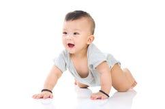 asiatet behandla som ett barn Fotografering för Bildbyråer