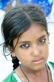 asiatet behandla som ett barn flickan Royaltyfri Foto