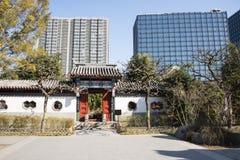 Asiatet Kina, Peking, Yuetan parkerar, Royaltyfria Foton