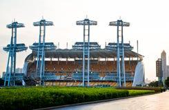 asiatet 2010 spelar den guangzhou haixinshafyrkanten arkivfoto
