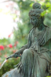asiatic статуя Стоковые Фото