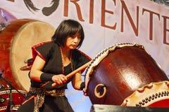 Asiatic festival,italy Royalty Free Stock Photos