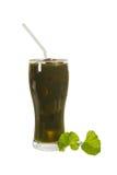 Asiatic Pennywort herb juice Stock Photos