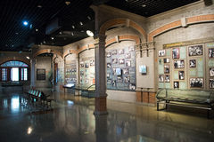 Asiatico centro espositivo nazionale di ŒIndoor del ¼ di Museumï del film di Cina, Pechino, Cina, Fotografie Stock