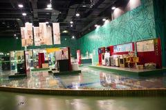 Asiatico Cina, Pechino, centro espositivo cinese di ŒIndoor del ¼ di Museumï di scienza e tecnologia, scienza e tecnologia, Fotografie Stock