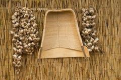 Asiatico Cina, Pechino, paletta per la spazzatura ed aglio di ŒThe del ¼ di Carnivalï di agricoltura Immagini Stock