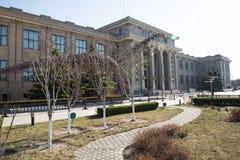 Asiatico museo di Cina, Pechino, Pechino di storia naturale Immagine Stock Libera da Diritti