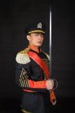 Asiatico vestito in abbigliamento stile occidentale Immagine Stock Libera da Diritti