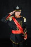 Asiatico vestito in abbigliamento stile occidentale Immagini Stock Libere da Diritti