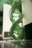 Asiatique Chine, Pékin, hall d'exposition chinois de ŒIndoor de ¼ de Museumï de la science et technologie, la science et technolo Image stock