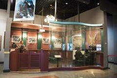 Asiatique Chine, Pékin, hall d'exposition national de ŒIndoor de ¼ de Museumï de film de la Chine, Photos stock