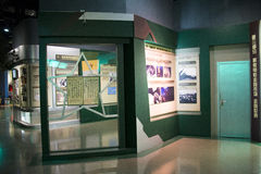 Asiatique Chine, Pékin, hall d'exposition national de ŒIndoor de ¼ de Museumï de film de la Chine, Images stock
