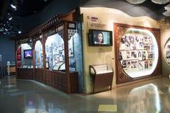 Asiatique Chine, Pékin, hall d'exposition national de ŒIndoor de ¼ de Museumï de film de la Chine, Photo stock
