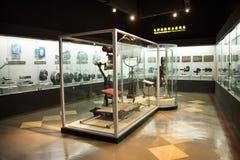 Asiatique Chine, Pékin, hall d'exposition national de ŒIndoor de ¼ de Museumï de film de la Chine, Photos libres de droits
