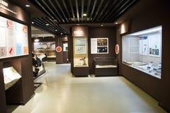 Asiatique Chine, Pékin, musée de hall d'exposition antique de ŒIndoor de ¼ d'animalï, Images stock
