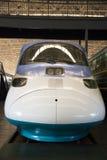 Asiatique Chine, Pékin, musée ferroviaire, hall d'exposition, train Image libre de droits